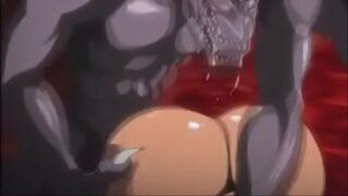 Guerrera Hentai Es Follada Brutalmente.